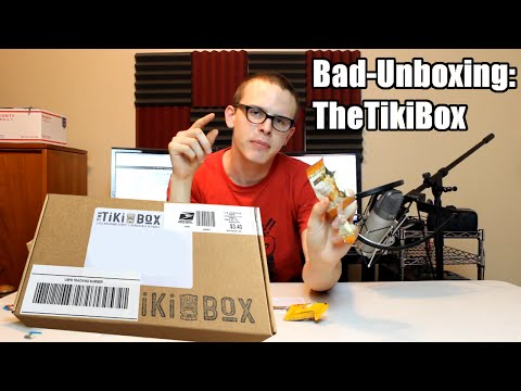 Bad Unboxing - TikiBox