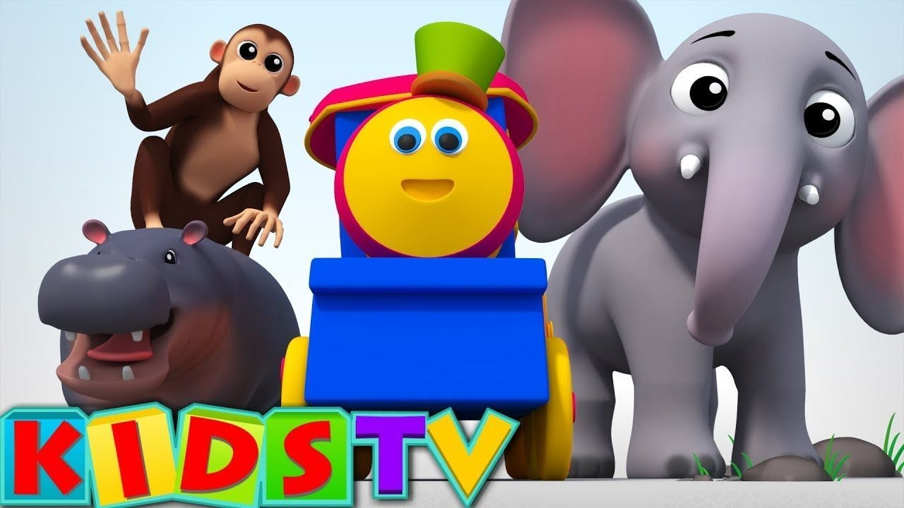 Download Alphabets animals video | ABC Song For Kids And Children | animals phonics song | bob the train