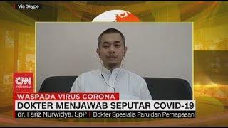 Live streaming 24 jam: https://www.cnnindonesia.com/tv Apa yang terjadi pada organ tubuh saat corona.