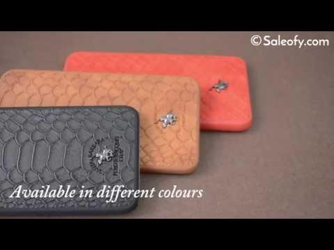 iPhone 7 Original Santa Barbara Knight Leather Cases