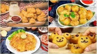 Biến tấu các món ăn từ KHOAI LANG, KHOAI TÂY dễ làm, ăn là mê  | Feedy TV