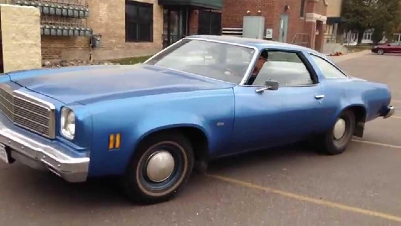 1974 Chevrolet Chevelle Malibu Automatic 250 I6 W  22k