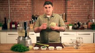 Luscious Raw Pate with Doug McNish