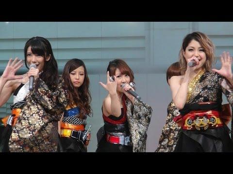ソイヤ!聞いた人を元気にする仮面ライダーGIRLS 7th singleの魅力~「E-X-A (Exciting × Attitude)」と共に・・・