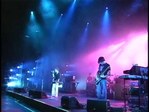 RADIOHEAD live at Summer Sonic festival, Chiba Marine Stadium, Tokyo, Japan, August 3, 2003