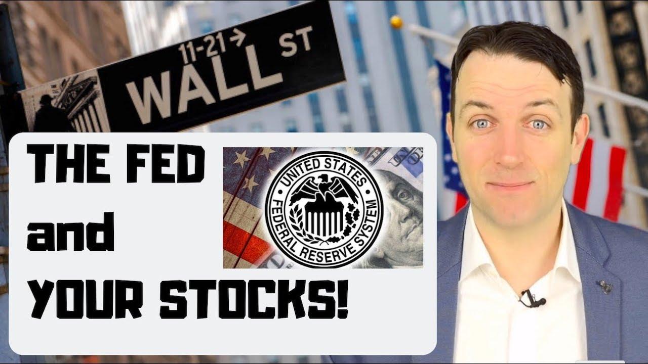 STOCK MARKET NEWS - THE FED, ECONOMIC SLOWDOWN, 20-YEAR INVESTING RETURNS