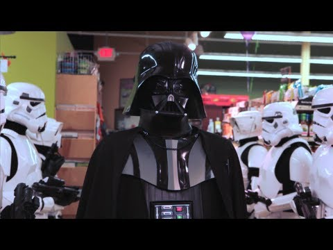 """Martial Law"" Chad Vader Day Shift Manager S4 Ep 9"