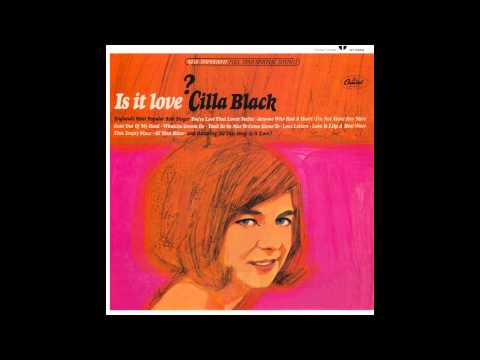 """Cilla Black – """"This Empty Place"""" (stereo) (Capitol) 1965"""