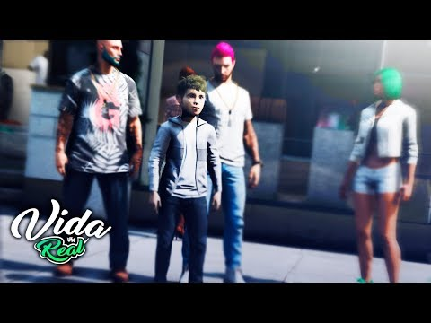 GTA V : VIDA REAL - THIAGUINHO AGORA FICOU CHAVE!!!! - #204