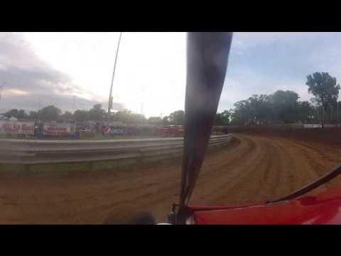 Tyler Thomas Qualifying Angell Park