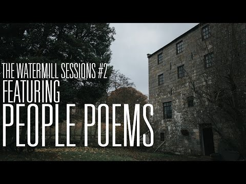 The Watermill Sessions #2 - People Poems - Rebecca