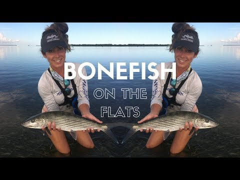 The Coolest Thing Ever | Bonefish On The Flats!!