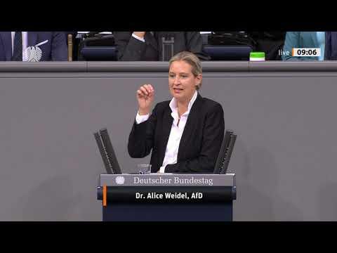 Dr. Alice Weidel - Rede vom 09.12.2020 - Bundeskanzlerin und Bundeskanzleramt