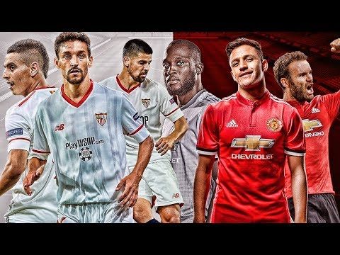 Sevilla vs Manchester United | UEFA Champions League 2018