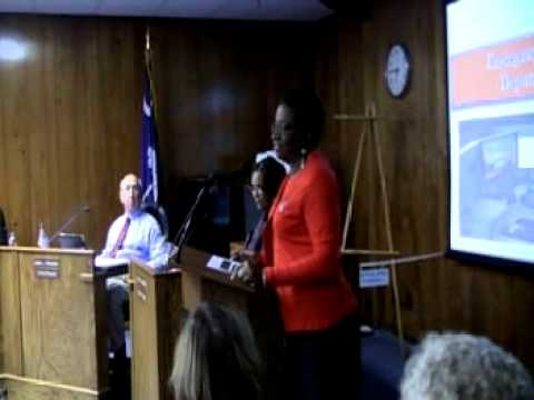 Fairfield County Council Meeting