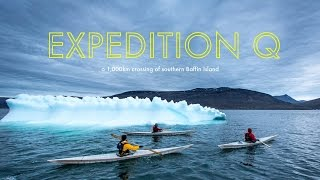 EXPEDITION Q - A crossing of Baffin Island