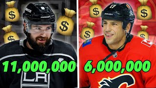 The 10 WORST Contracts In The NHL