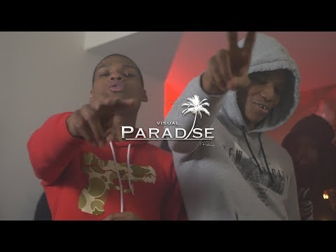 MAF Teeski x JaylilMoney - Numbers (Official Video) Filmed by Visual Paradise