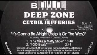 Deep Zone Feat. Ceybil Jefferies - It
