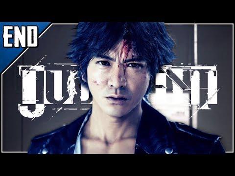 Finale - Let's Play Judgment Blind Part 70 Ending - Judge Eyes Japanese VO Gameplay/Walkthrough