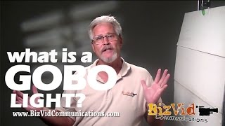 What is a Gobo Light?