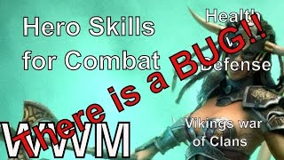 BEST WAY Hero points for Combat Vikings war of Clans