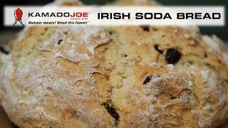 Kamado Joe - Irish Soda Bread