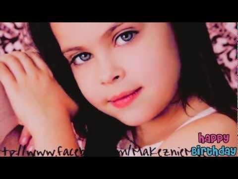 Happy 7th Birthday Makenzie Myers