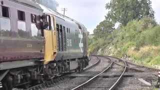 Severn Valley Diesel Gala Friday 3rd October 2014