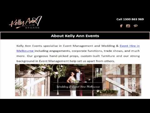 Vintage And Rustic Event Hire In Melbourne Kelly Ann Events
