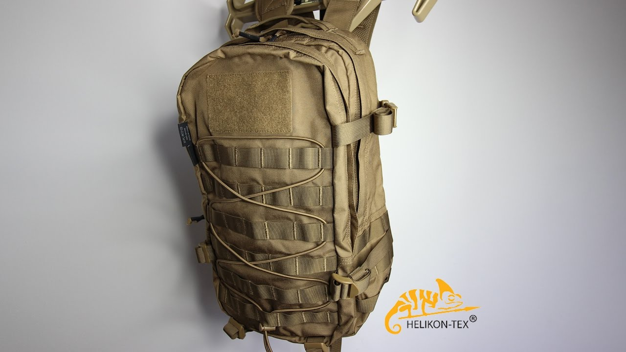22573acd248 Helikon-Tex - Raccoon MK2 Backpack - YouTube