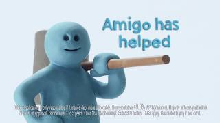 Amigo Loans 2018 Advert 4