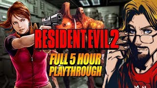 MAX FULLTHRU: Resident Evil 2 - Claire A (HD Texture Mod)