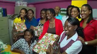 Christmas Joy from PetroCaribe!
