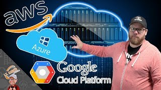 Making Money with the Cloud - AWS, Azure, Google