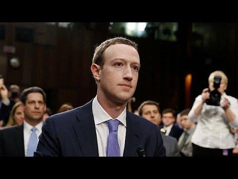 Live: Facebook CEO Mark Zuckerberg testifies before Congress