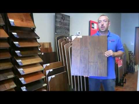 Hickory Creek Mill wood flooring Review by The Floor Barn flooring store in Burleson TX