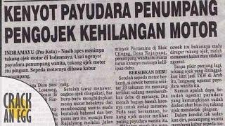 Headline Koran Terkocak di Indonesia