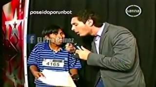Audicion Peru Tiene Talento LA PERSONA MAS PERSEVERANTE jajaja