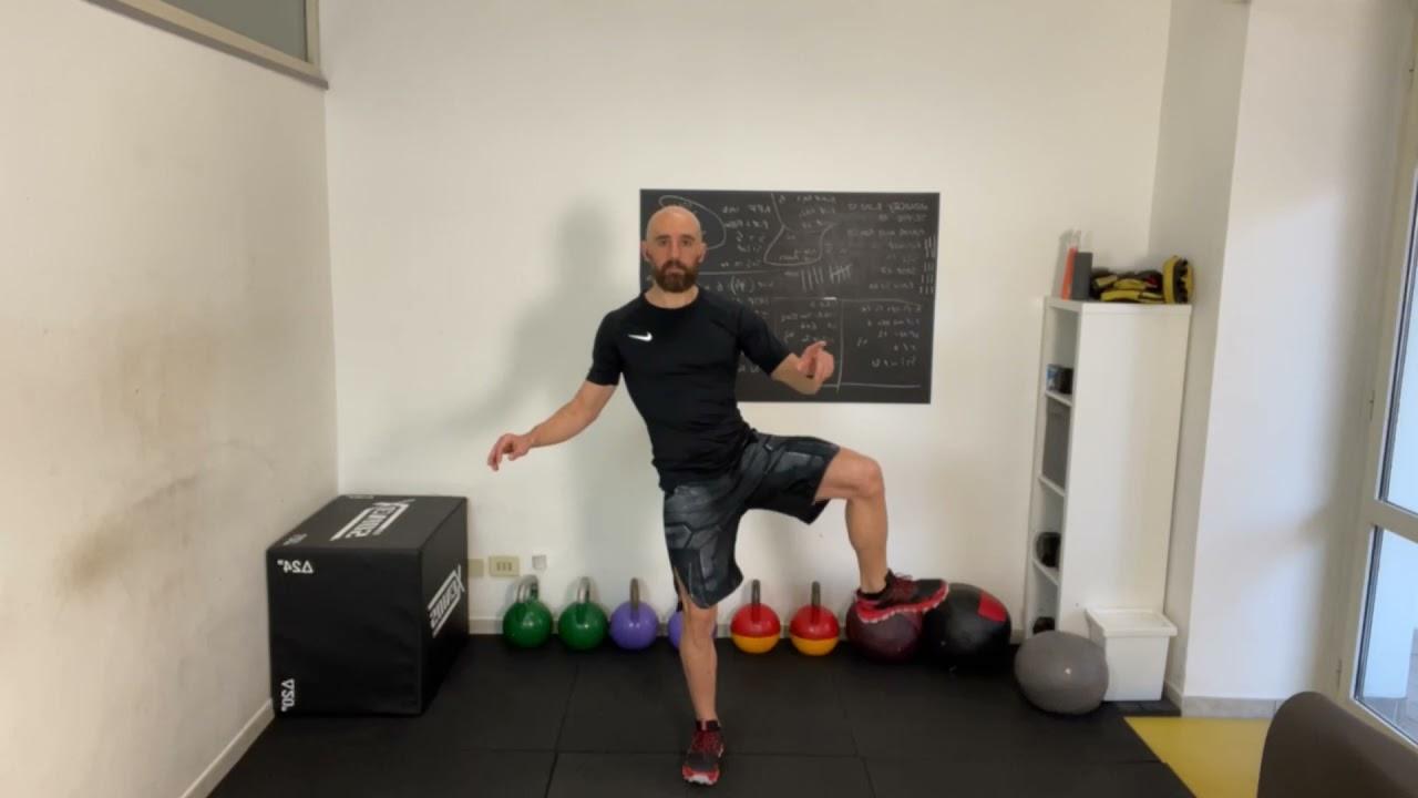 WARMUP VELOCE pre allenamento