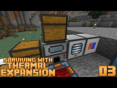 Surviving With Thermal Expansion :: E03 - Induction Smelter And Rich Slag Stockpile