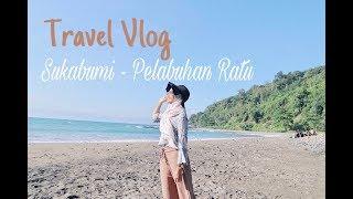 TRAVEL VLOG | Sukabumi - Pelabuhan Ratu VILLANYA LANGSUNG PANTAI