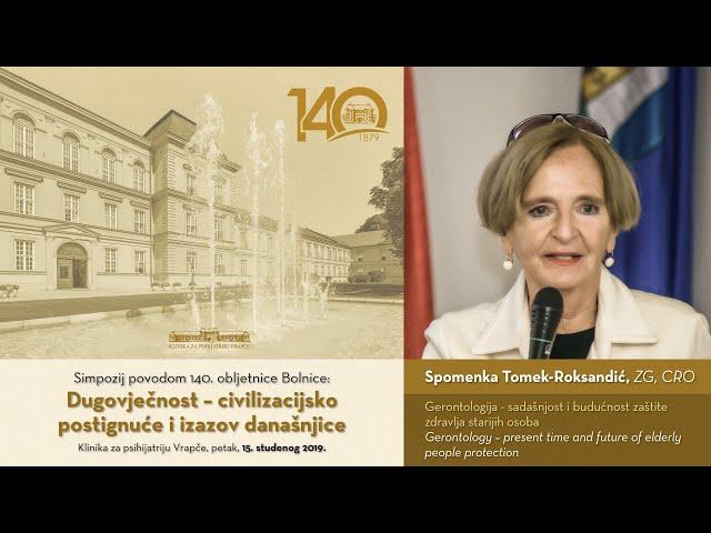 08 - Predavanje Spomenka Tomek-Roksandić