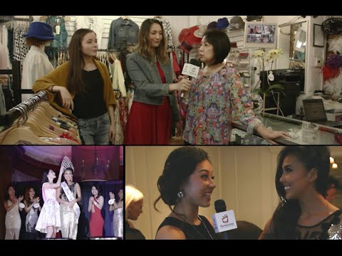 VTV at Miss Asian Vancouver Pageant 2016 & Main Street Boutique Shopping
