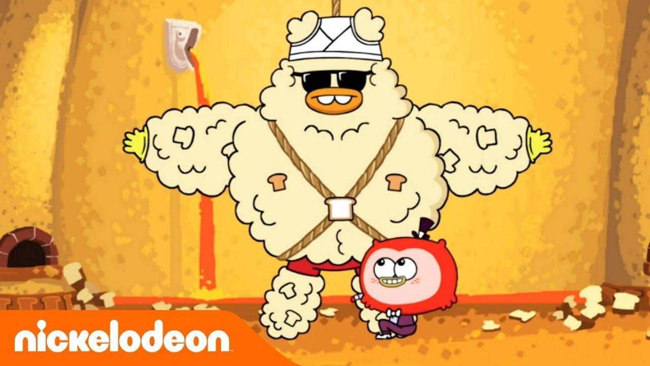 Breadwinners | La Fiesta De T-Midi | Nickelodeon en