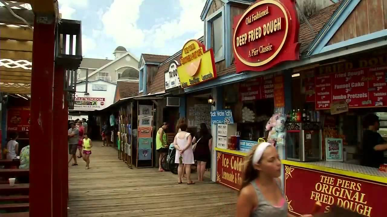 The Pier Old Orchard Beach You
