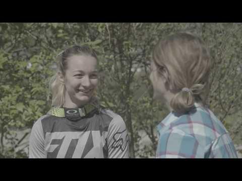Mountain Bike Adventures - REVOLUTION BIKE PARK. Pt 1 (with Tahnee)
