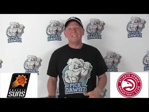 Atlanta Hawks vs Phoenix Suns 1/14/20 Free NBA Pick and Prediction NBA Betting Tips
