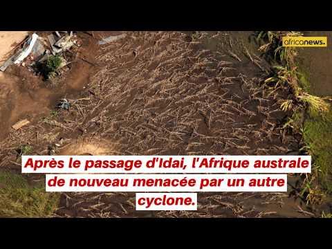 Cyclone Kenneth au Mozambique : au moins un mort et de nombreux dégâts