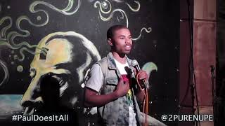 Prince Paul Live at the DC Comedy Club 6-1-19